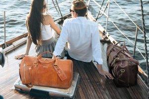 Rejse- og weekend tasker <br>