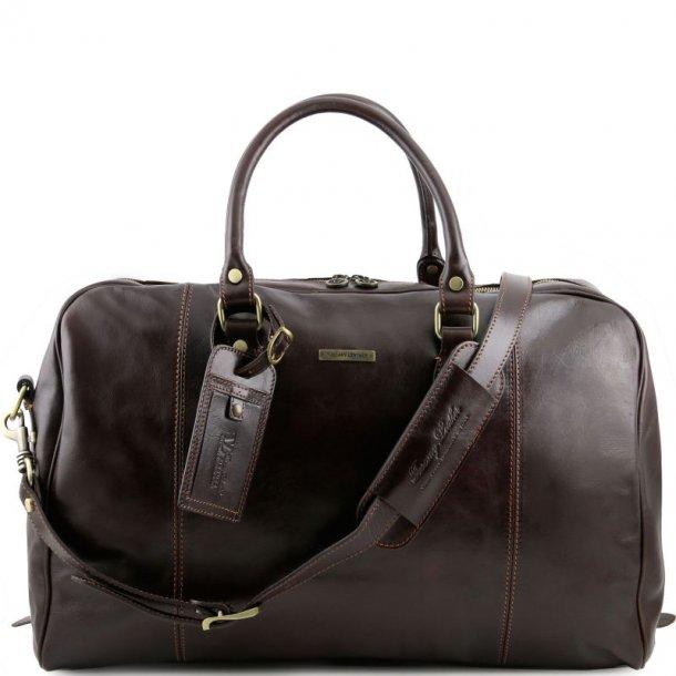 Rejsetaske / Weekendtaske med bagagemærke