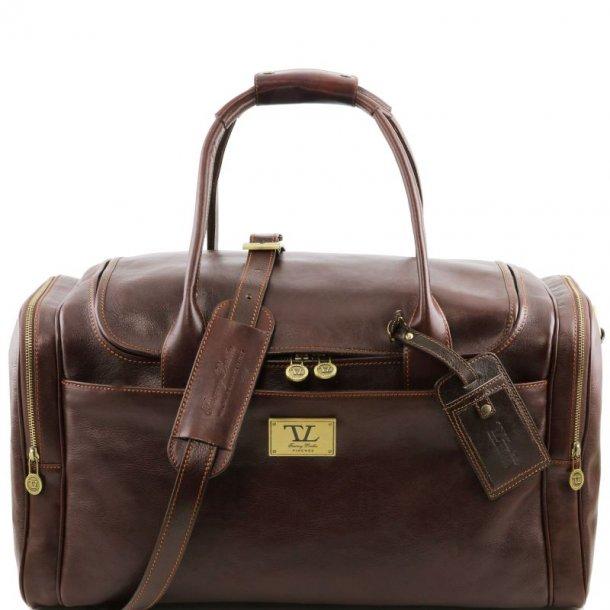 Sportstaske Rejsetaske i læder