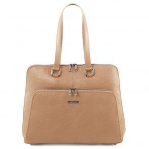 775185eec11 Lædertasker   håndsyede italienske tasker i lækkert design