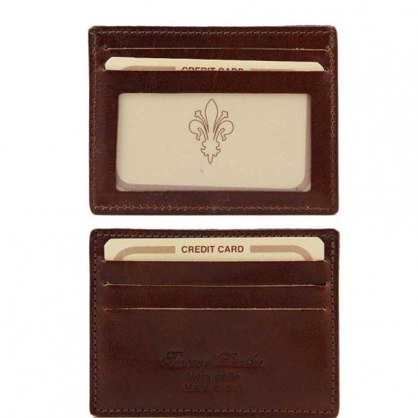 TL140805 - Kortholder - Tuscany Leather