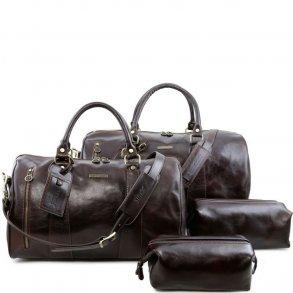 Sæt i rejsetasker og weekendtasker