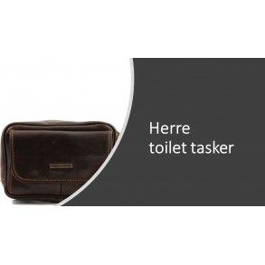 Toilettasker til mænd