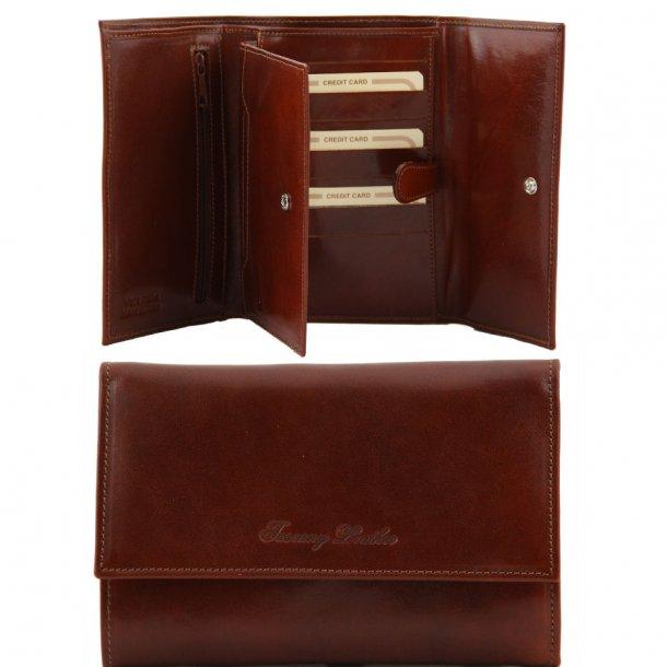 140796 - Damepung m/ 5 rum -Tuscany Leather